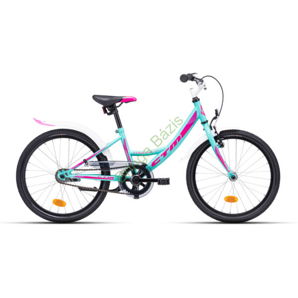 CTM Maggie 1.0 gyerek kerékpár 20'', türkiz