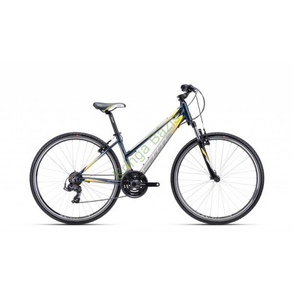 CTM MAXIMA 1.0 cross női kerékpár
