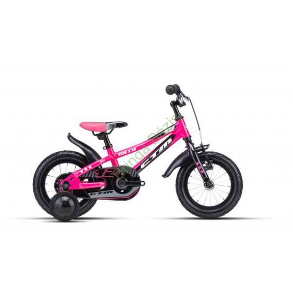 CTM BILLY 12 gyerek kerékpár (pink)