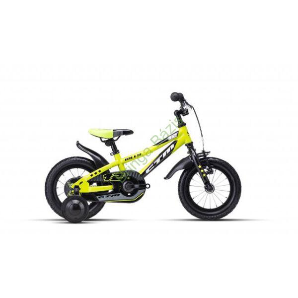 CTM BILLY 12 gyerek kerékpár, sárga