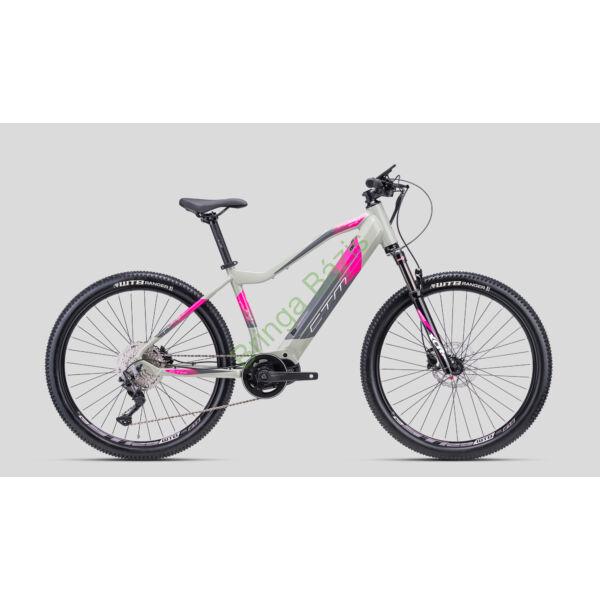 CTM RUBY PRO női MTB e-bike 27.5