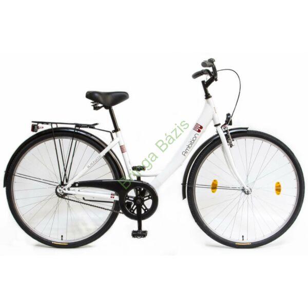 Csepel Blackwood Ambition 28'' női városi kerékpár - fehér