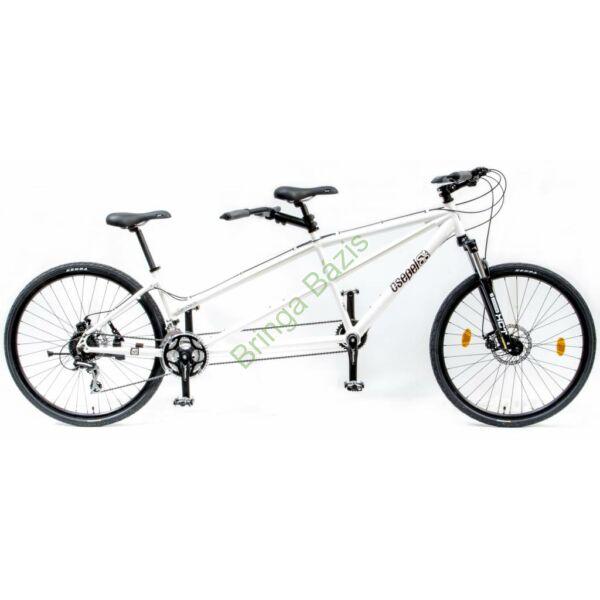 Csepel Tandem 200 kerékpár - krém