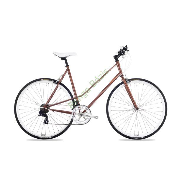 Csepel Torpedo 3* Lady  fitness kerékpár - barna