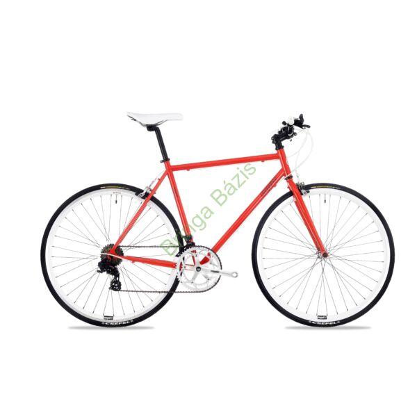 Csepel Torpedo 3*  fitness kerékpár - piros