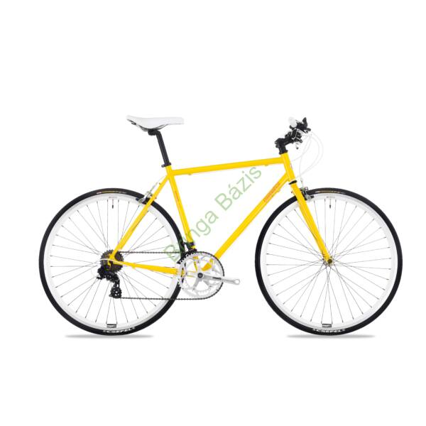 Csepel Torpedo 3*  fitness kerékpár - sárga