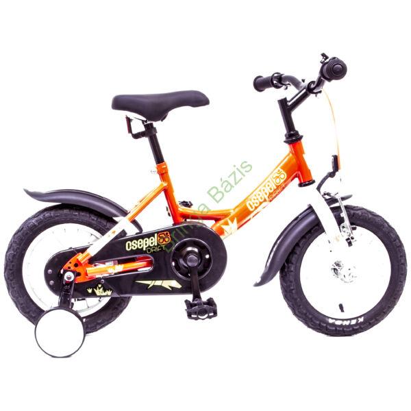 Csepel Drift gyerek kerékpár 12 (Piros/Fehér)