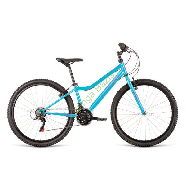 Dema Vitta gyerekkerékpár 26, 18seb, türkiz-pink