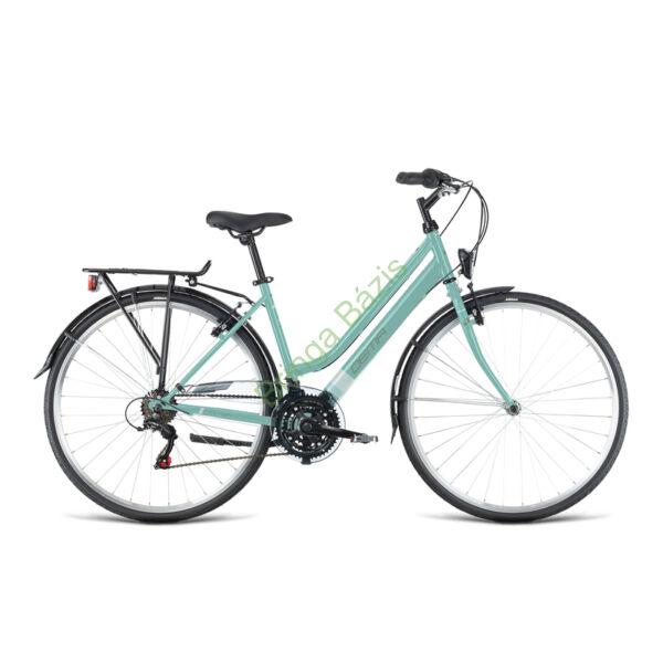 Dema Lugo Lady női trekking kerékpár, zöld