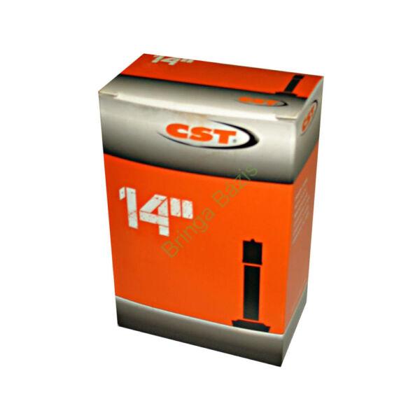 CST 14x1.75 AV belső gumi, autó szelep