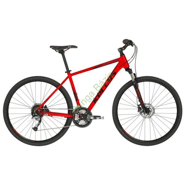 Kellys Phanatic 10 cross kerékpár, piros