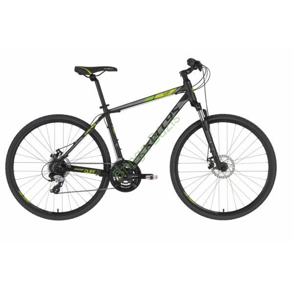 Kellys Cliff 70 cross kerékpár, zöld