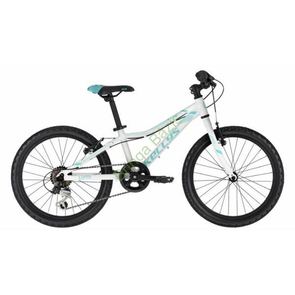 Kellys Lumi 30 gyerek kerékpár 20'', fehér