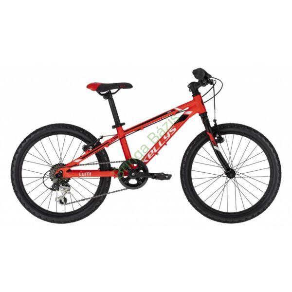 Kellys Lumi 30 gyerek kerékpár 20'', piros