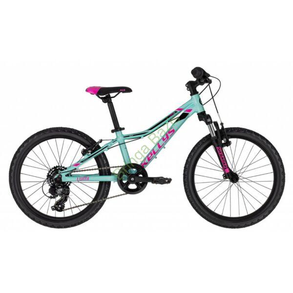 Kellys Lumi 50 gyerek kerékpár 20'', kék