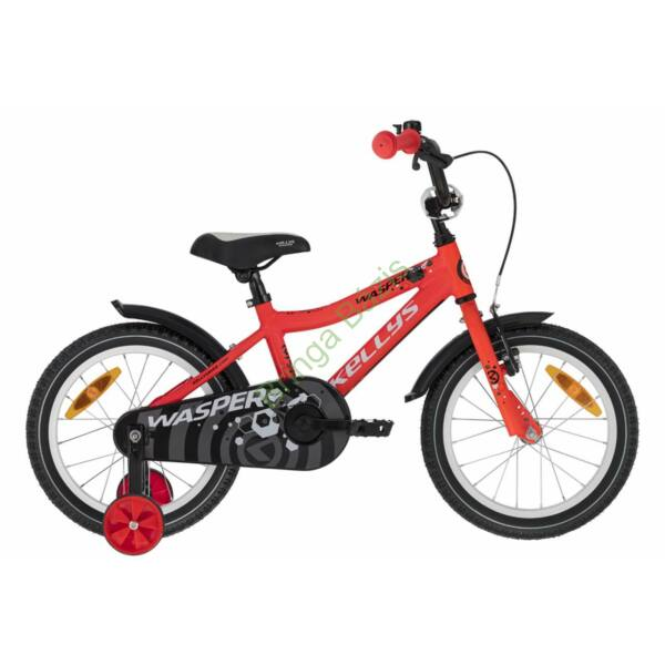 Kellys WASPER gyerekkerékpár, piros