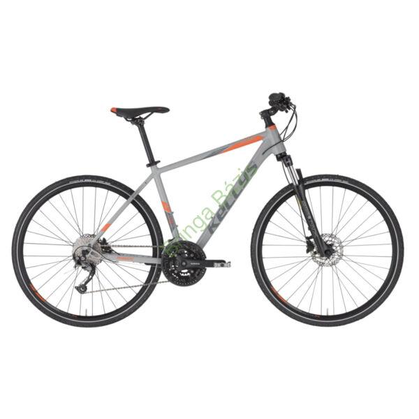 Kellys Phanatic 30 cross kerékpár, szürke
