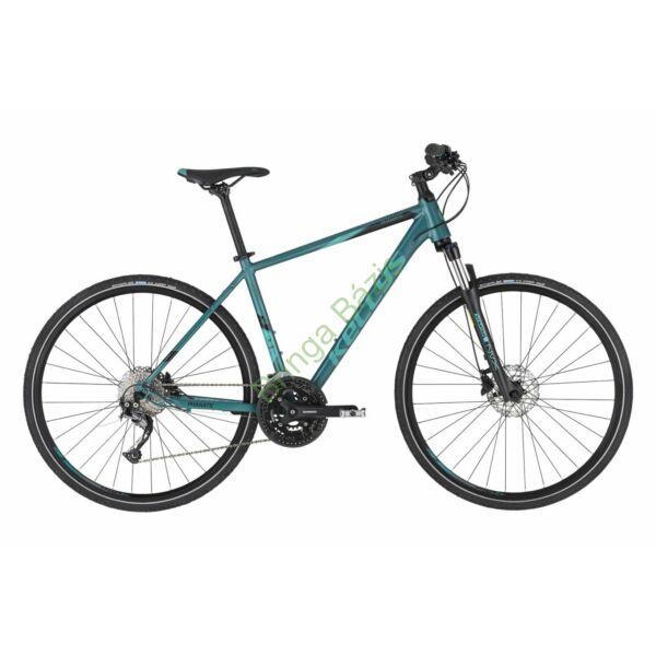 Kellys Phanatic 30 cross kerékpár, teal