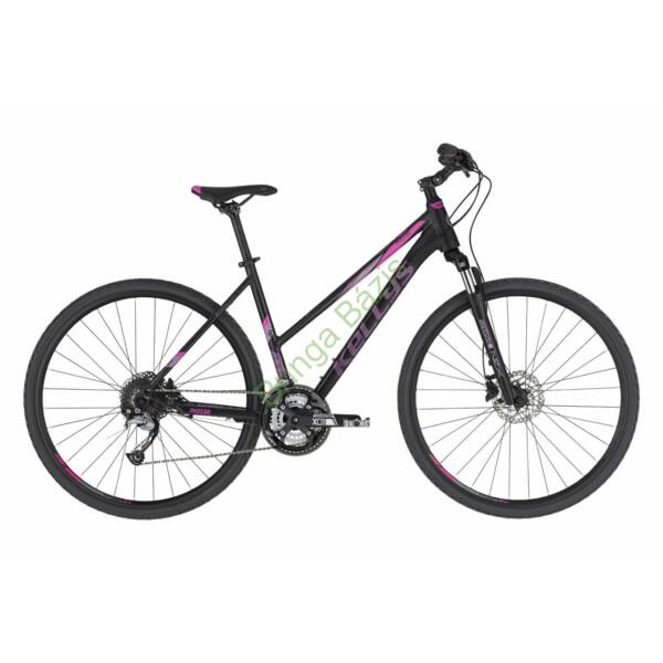 Kellys Pheebe 10 cross női kerékpár, lila