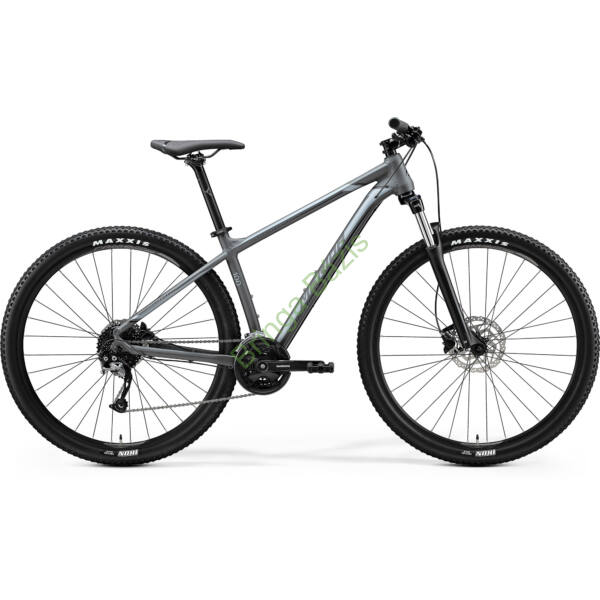 Merida Big Nine 100 MTB 29 kerékpár (Fekete)