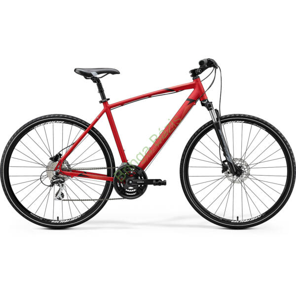 Merida Crossway 20-D 2020 cross kerékpár (Bordó)
