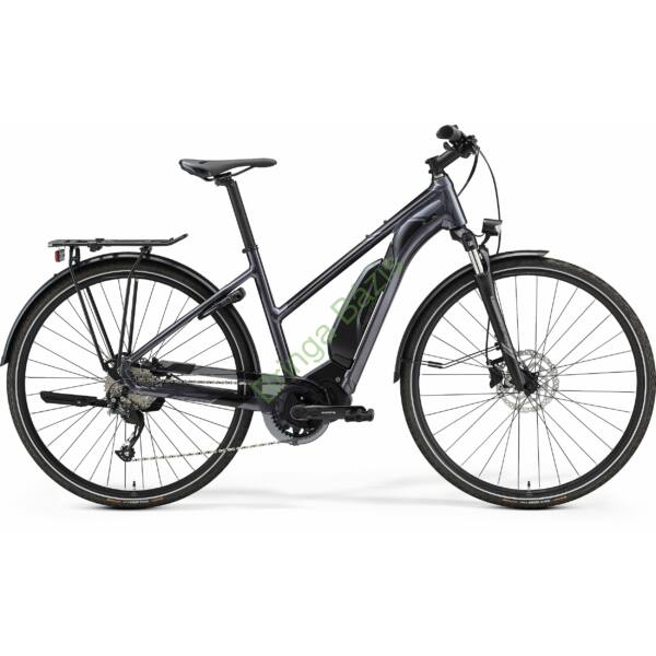 Merida eSpresso 300 SE EQ city e-bike, középmotoros, 9sp