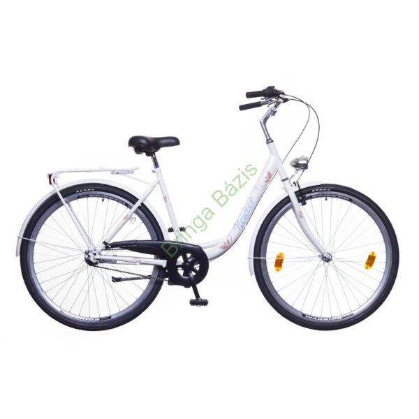 Neuzer Balaton city kerékpár - fehér