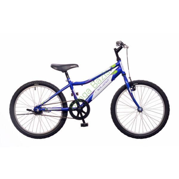 Neuzer Bobby gyerekkerékpár 20'', 1seb, kék