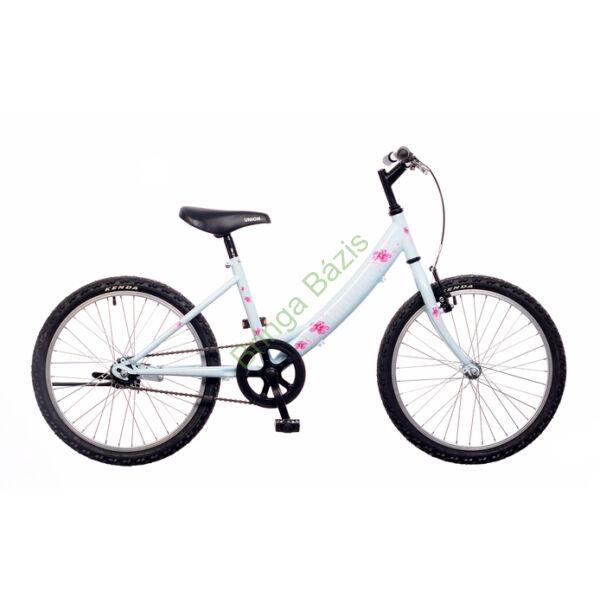 Neuzer Cindy gyerekkerékpár 24'', 6 seb, fehér