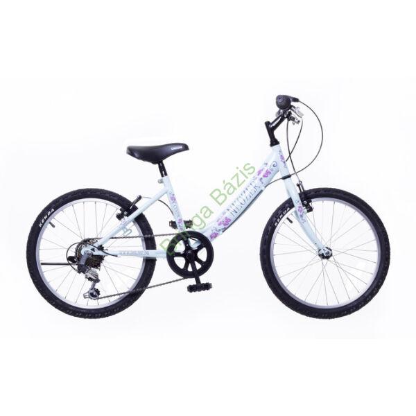 Neuzer Cindy gyerekkerékpár 20'', 6seb, babyblue
