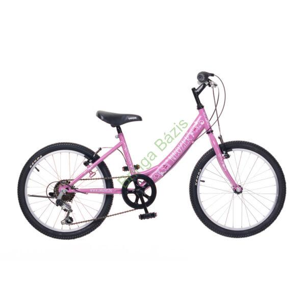 Neuzer Cindy gyerekkerékpár 20'', 6seb, pink