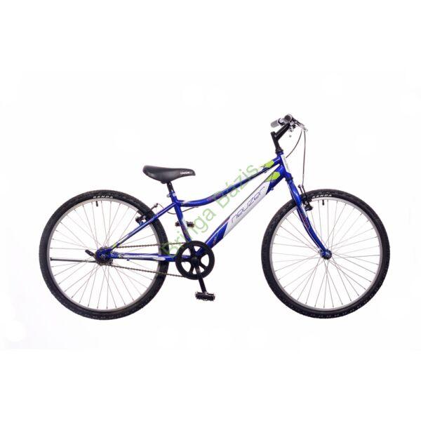 Neuzer Bobby gyerekkerékpár 24'', 1 seb, kék