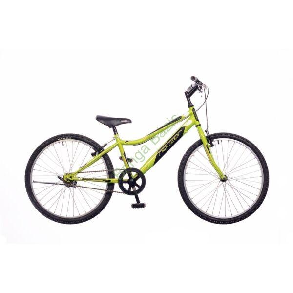 Neuzer Bobby gyerekkerékpár 24'', 1 seb, zöld