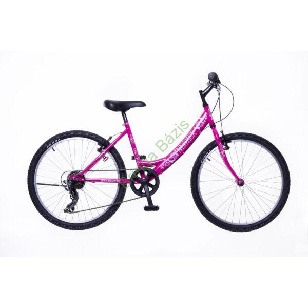 Neuzer Cindy gyerekkerékpár 24'', 6 seb, pink