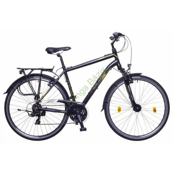 Neuzer Firenze 200 trekking kerékpár, szürke-sárga