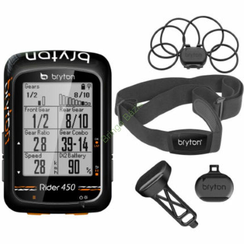 Bryton Rider 450 GPS computer